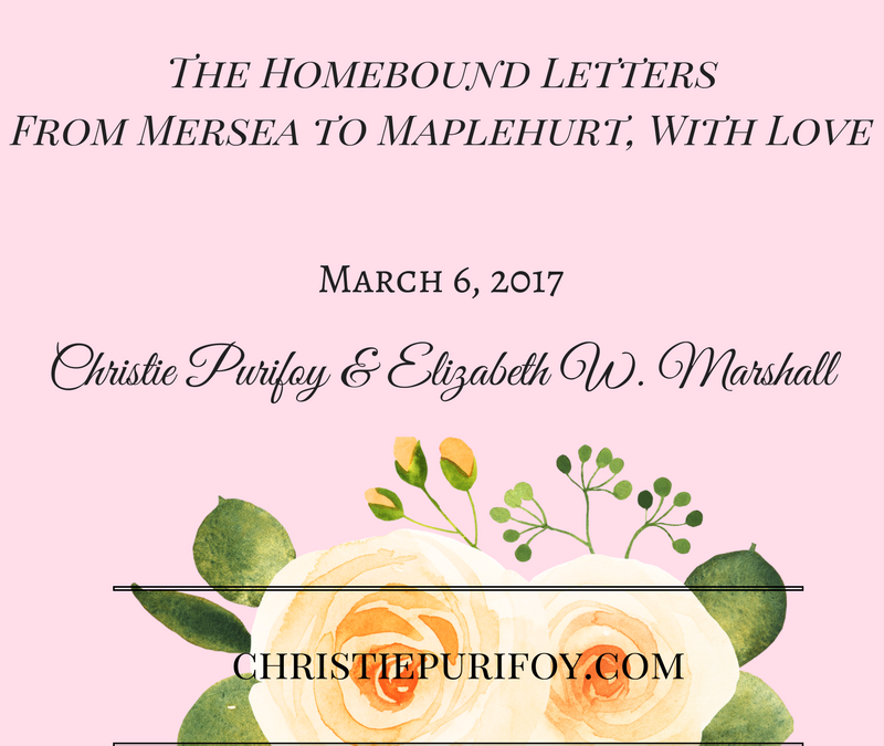 Homebound: From Mersea to Maplehurst, With Love (March 6)